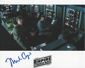 MARK-CAPRI-SIGNED-STAR-WARS-EPISODE-V-THE-EMPIRE-STRIKES-BACK-8x10-PHOTO-w-COA