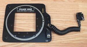 Genuine-fase-uno-Mamiya-RZ67-Adaptador-de-espalda-digital-de-montaje-de-vuelta-para-Hasselblad