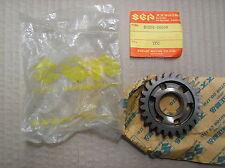 Suzuki TM 400 TM400 1971-75 TS400 72-73 5th drive gear 24250-16500 genuine NOS
