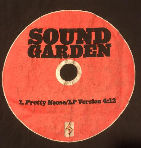 Vintage soundgarden shirt 1996.Large. NYCs Roselan