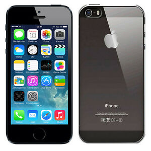 APPLE-IPHONE-5S-SE-ULTRA-SLIM-CRYSTAL-CASE-SCHUTZHULLE-HULLE-HARD-CASE-COVER