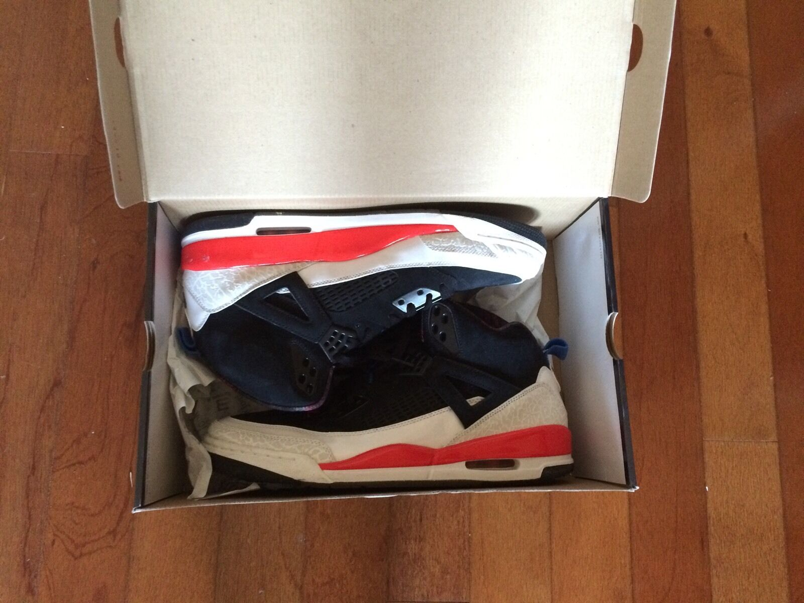 JORDAN SPIZIKE SIZE 13 (INFRARED)  Cheap and fashionable
