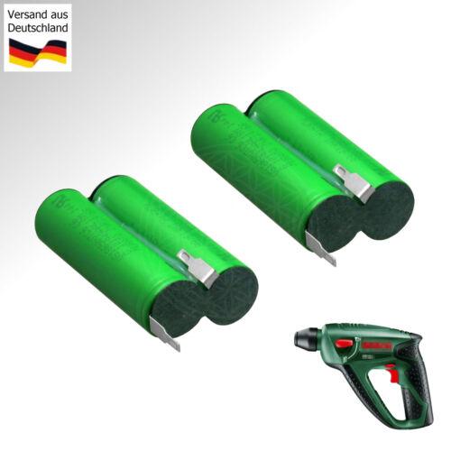 Batterie de rechange pour BOSCH UNEO Perforateur Batterie Clé à chocs 14,4 V 3,1ah 14.4 V Li-Ion