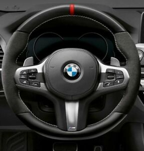 Details About Bmw Oem M Performance Sport Steering Wheel G01 X3 2018 G02 X4 2019 4 Automatic