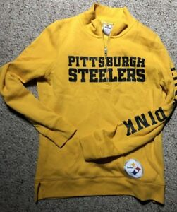 sports shoes 02b8c 8aadb Victoria's Secret PINK NFL Pittsburgh Steelers Perfect Bling ...