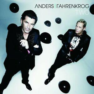 ANDERS-FAHRENKROG-034-TWO-034-CD-THOMAS-ANDERS-NEW