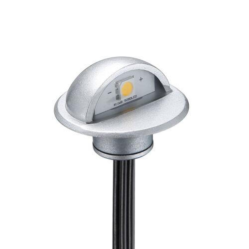 1-30er 12V 35mm WiFi Controller LED Bodeneinbauleuchte Außenlampe Küche Warmweiß