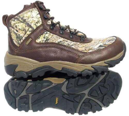 Cabela/'s Men/'s Active Trail Hunter Dry-Plus Waterproof Mossy Oak Hunting Boots
