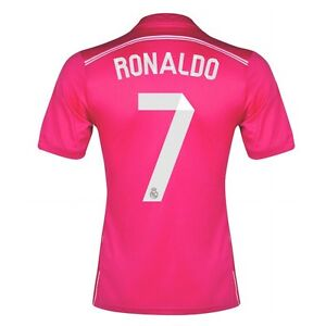 newest d9755 e3b6b Details about Adidas Cristiano Ronaldo Real Madrid 14/15 Away Jersey  (M37315) Men's Size (XL)