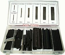 127 Pc Heat Shrink Wire Wrap Assortment Set Electrical Connection Cable