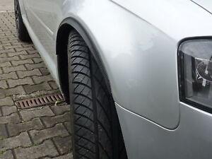 2x-radlauf-carbon-opt-seitenschweller-120cm-fuer-VW-Polo-kasten-6nf-tuning