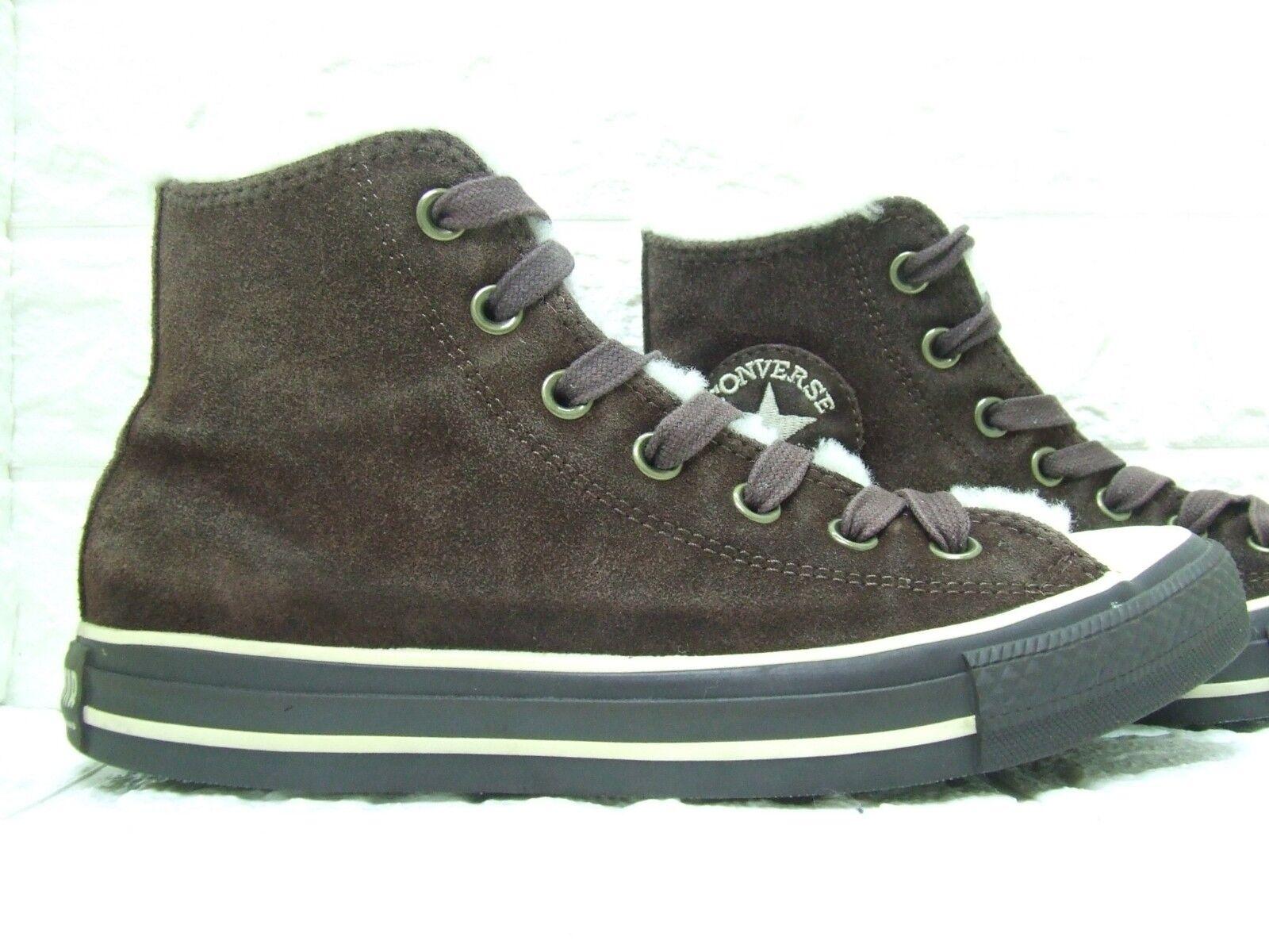 shoes SHOES men women VINTAGE CONVERSE INVERNALE ALL STAR  tg. 6 - 39 (127)