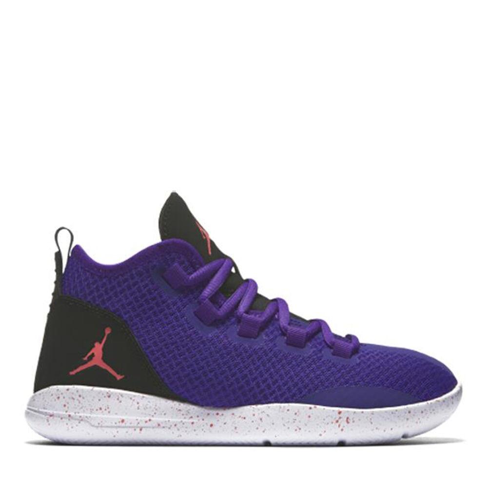 Nike Jordan Reveal GG schuhe Trainers Turnschuhe lila 5 UK