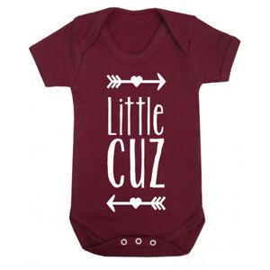 Little Cuz Babygrow