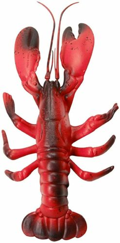Fun Express Plastic Lobster 1 Piece Luau Seaside Party Decor Accents Health Pers