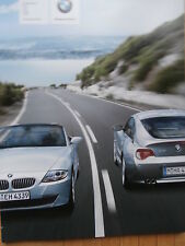 BMW Z4 Roadster E85 2.0i 2.5i 2.5si 3.0si,Coupé 3.0si E86 +Individual 2006