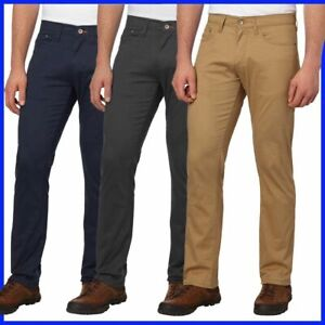 Weatherproof-Vintage-Men-039-s-5-Pocket-Twill-Pant-Variety