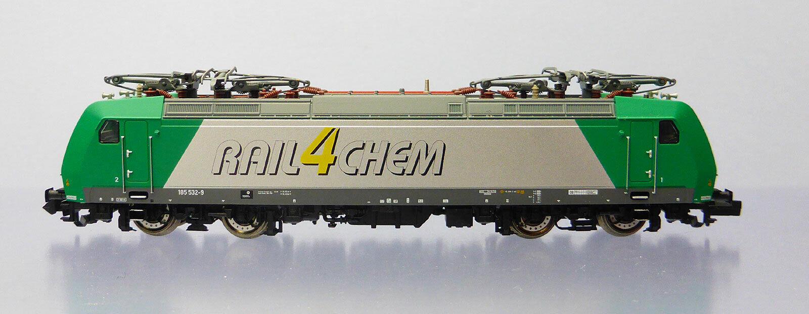 Fleischmann n 85 7385; ellokbr 185 de la Rail 4 Chem, DSS, sin usar en OVP j121
