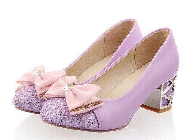 Décollte Schuhe Pumps Frau Absatz 5 Quadrat 5 Absatz cm elegant klassische 9176 6814ee