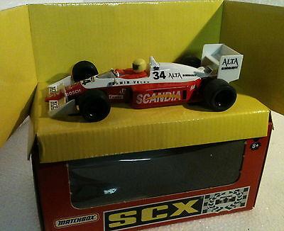 Spielzeug Elektrisches Spielzeug Frank Qq 83470.20 Streichholzschachtel Scx Scalextric Formel Lola Indy Ford #34