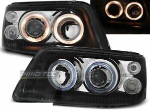 FARI-Per-VW-T5-03-09-Angel-Eyes-Nero-UK-RHD-LHD-lpvwe-5-ED-XINO