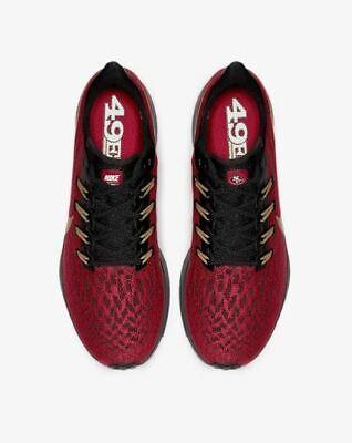 GO NINERS!* Nike Air Zoom Pegasus 36 x