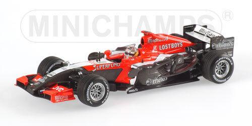 promociones de equipo 1 43 Midland Racing MF1 MF1 MF1 M16 Jugueteota 2006 temporada T. MONTEIRO  mejor opcion