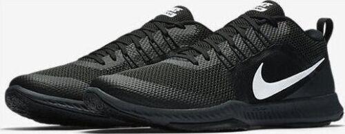 Nike Zoom Domination TR Mens Training Shoe Size Black White Lifting 917708 001