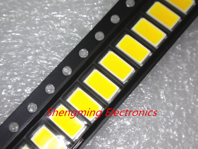 500PCS SMD 5630 / 5730 Big-chip 0.5W High-Power Warm white LED Light