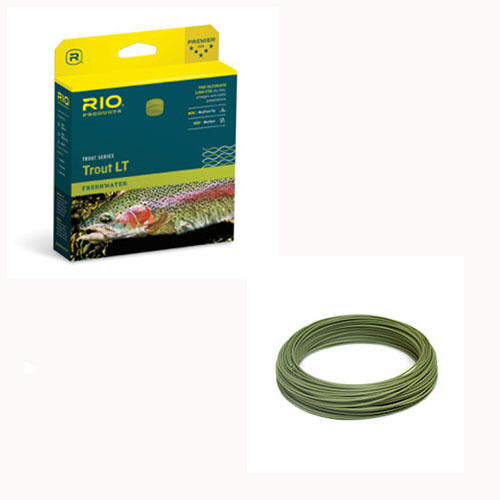 Rio Trout LT DT Fly Line, New - with Free Shipping