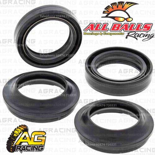 All Balls Fork Oil Seals /& Dust Seals Kit For Suzuki RM 80 1995 Motocross Enduro