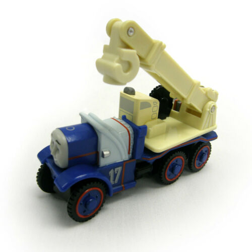 YELLOW LABEL 2011 *NEW IN BOX* THOMAS THE TANK /& FRIENDS-WOOD KELLY THE CRANE