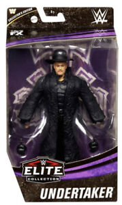 WWE-Mattel-Elite-79-Collector-039-s-Edition-The-Undertaker-True-FX-Special-Brand-New