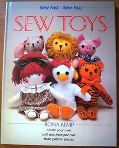 3-x-Toy-Making-Bulk-Lot-Small-Quilt-Crafts-80-Toys-to-Make-Sew-Toys