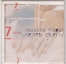 YOUSSOU N'DOUR / NENEH CHERRY - 7 seconds CD single