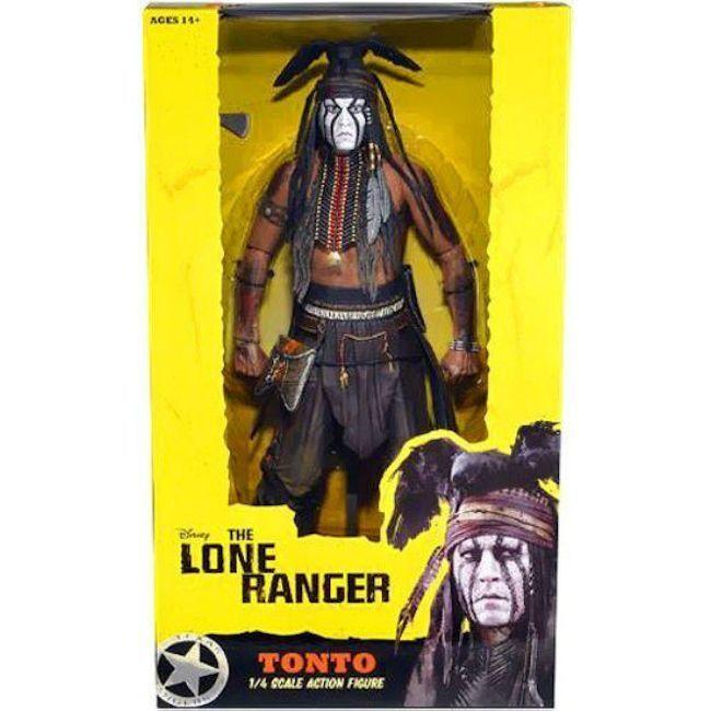 NECA THE LONE RANGER TONTO 18