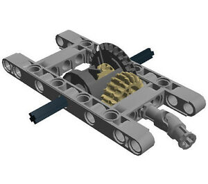 LEGO-Technic-FRAMED-DIFFERENTIAL-GEAR-SET-Kit-Part-Piece-Crawler-Car-Truck-Joint