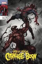 Web of Venom Carnage Born #1 Donny Cates Marvel Comic 2018 1st Print NM