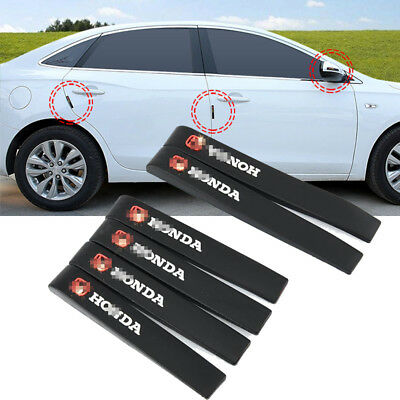For Peugeot Car Rear Mirror Protector Door Side Edge Protection Guards Stickers