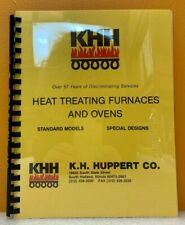 Kh Huppert Co Heat Treating Furnaces Amp Ovens Catalog