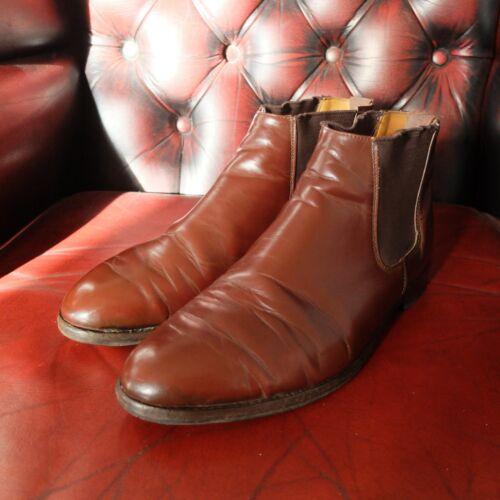 Jodhpur 5 Chelsea The 5 Bootmaker Jones Made Brown Size Bench 7 eu 41 uk Boots 0Oqw1nZw