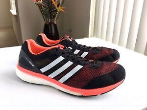 sale retailer f4f87 a7f12 Image is loading Men-039-s-adidas-Adizero-Boston-Boost-5-