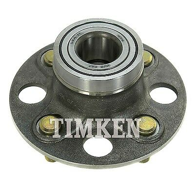 Wheel Bearing and Hub Assembly Rear TIMKEN 512174 fits 01-05 Honda Civic