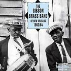 Of New Orleans 1963/1964 by Gibson Brass Band (CD, May-2000, American Recordings (USA))