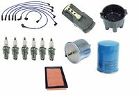 Maxima 280zx 810 Tune-up Kit Ngk Spark Plugs-wire Set-cap-rotor-air+oil Filters on Sale
