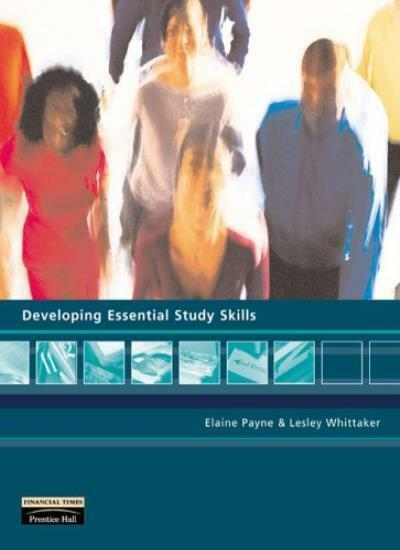Developing Essential Study Skills By Ms Elaine Payne,Ms Lesley  .9780139558740