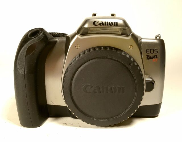 Canon Rebel K2 Eos 35mm Slr Camera - Body Only