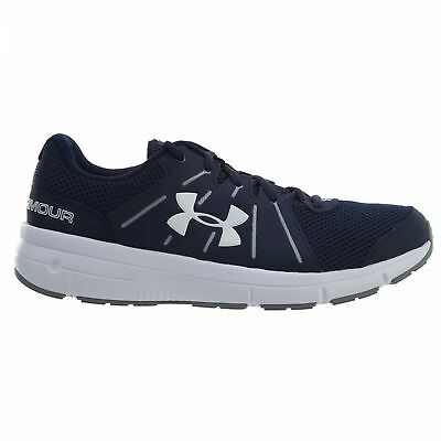 Under Armour 1285671-035 UA Dash RN 2 Running Shoes Steel//Black//White Size 14
