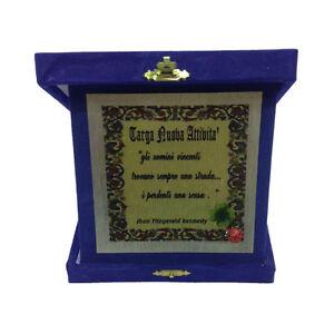ACTIVIDADES-039-placa-con-escritura-jHON-FIZTGERALD-KENNEDY-14x14-cm-made-in-italy