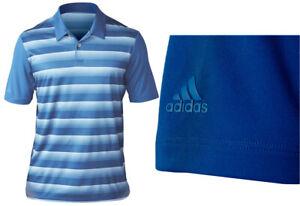 Adidas-Golf-Advantage-Block-Stripe-Polo-Shirt-XL-ONLY-RRP-45